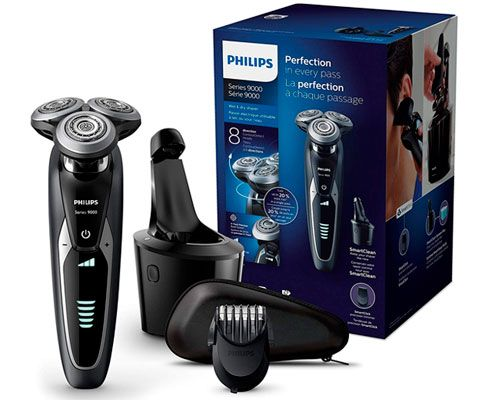 Oferta afeitadora eléctrica Philips Serie 9000 S9531 barata amazon