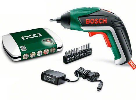 Oferta atornillador con batería Bosch IXO Basic barato amazon