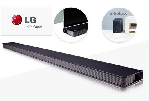 Oferta barra de sonido LG SJ8 barata amazon
