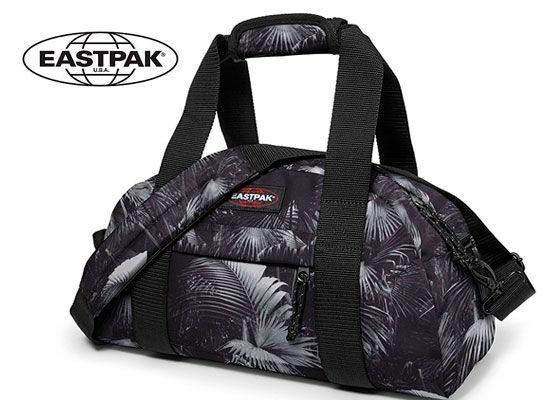 Oferta bolsa de viaje Eastpak Compact Negro Brize Bare barata amazon