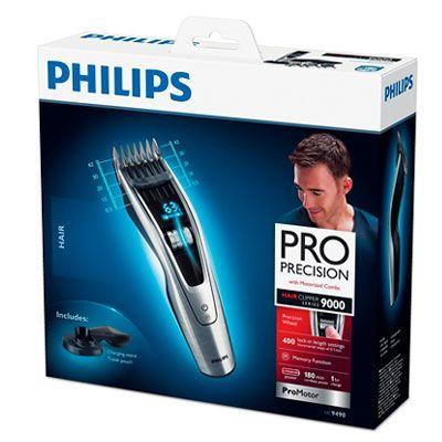 Oferta cortapelos Philips Serie 9000 HC9490 barato amazon