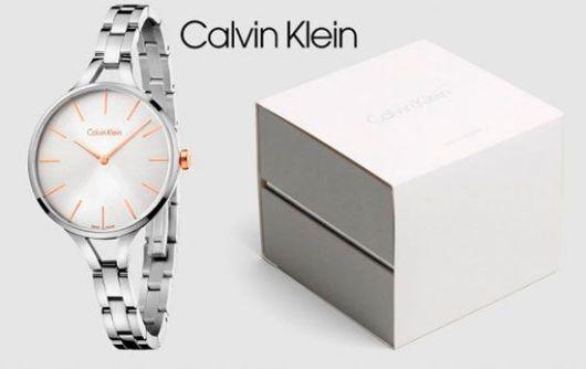 oferta reloj Calvin Klein Graphic barato amazon, ofertas relojes de marca baratos