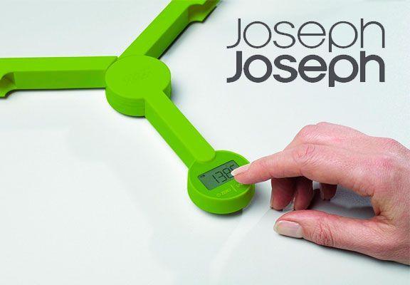 báscula de cocina Joseph Joseph TriScale barata amazon