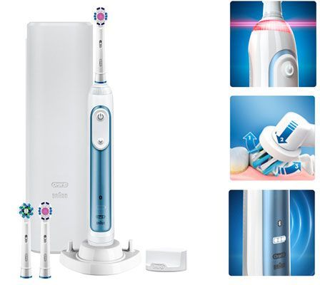 Oferta cepillo Oral-B Smart 6 6200W barato amazon