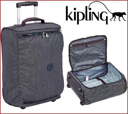 Oferta maleta de cabina Kipling TEAGAN XS barata