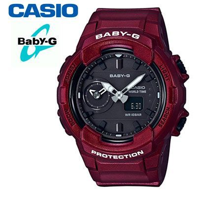 Oferta reloj Casio Baby G BGA-230S-4AER barato amazon