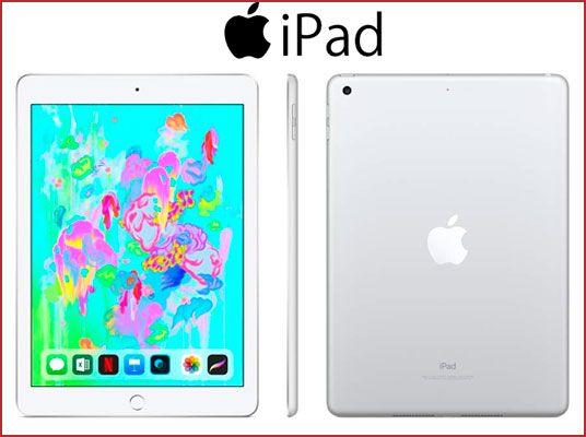"Oferta Apple iPad WiFi 9.7"" 2018 barato"
