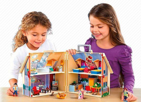 Oferta Playmobil Casa de Muñecas barato amazon