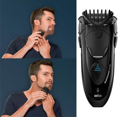 Oferta afeitadora Braun MG5050 barata amazon