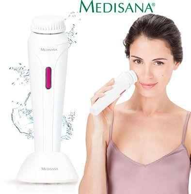 Oferta cepillo limpiador facial Medisana FB 885 barato amazon