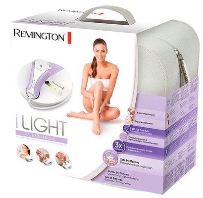 Oferta depiladora de luz pulsada Remington IPL6785 i-Light barata amazon