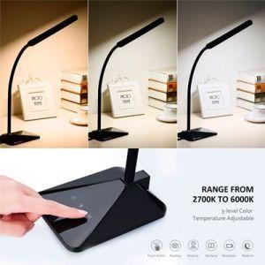 Oferta lámpara de escritorio de Led VicTsing LE002BEU barata amazon