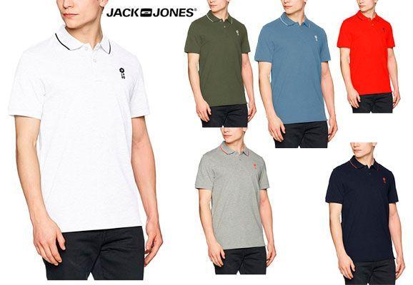 Oferta polo JACK & JONES Jcostone barato amazon