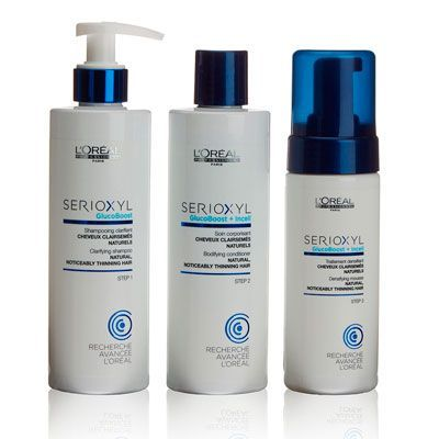 Oferta tratamiento volumizante Serioxyl L'Oréal