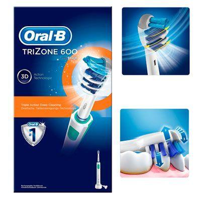 Oferta cepillo electrico Oral-B TriZone 600 barato amazon