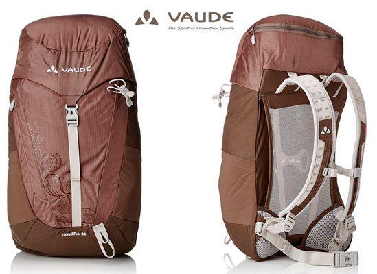 Oferta mochila de senderismo Vaude Gomera 18 barata amazon