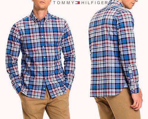 Oferta camisa Tommy Hilfiger Marvelous barata amazon, chollos ropa de marca barata