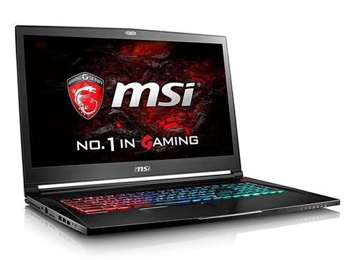 Oferta portátil gaming MSI Stealth Pro GS73 7RE-027XES barato amazon