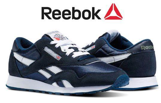 Oferta zapatillas Reebok Classic Nylon baratas amazon