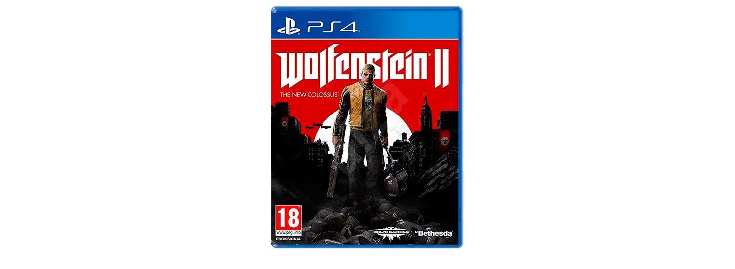 Oferta Wolfenstein Ii The New Colossus Ps4 Por Solo 17 95 Euros