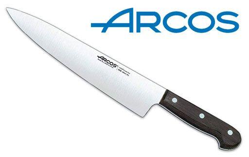 Oferta cuchillo cocinero Arcos Palisandro 250mm barato amazon