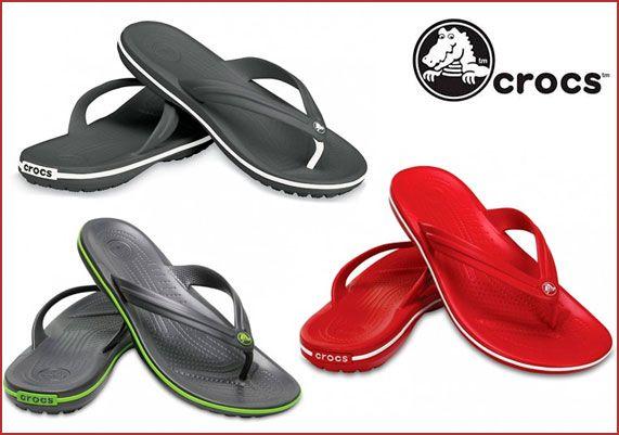 Oferta sandalias Crocs Crocband Flip unisex
