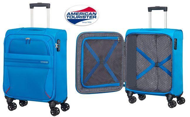 Oferta maleta American Tourister Summer Voyager barata amazon