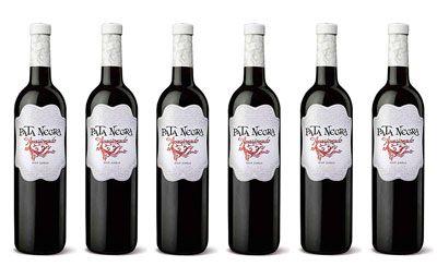 Oferta vino tinto Jumilla Pata Negra Apasionado barato amazon