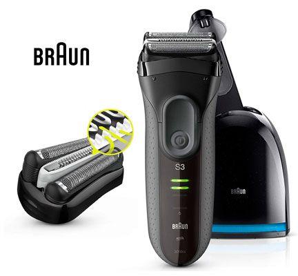Oferta afeitadora Braun Series 3 ProSkin 3050cc barata amazon