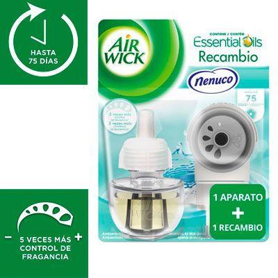 Oferta ambientador eléctrico Air Wick con recambio barato