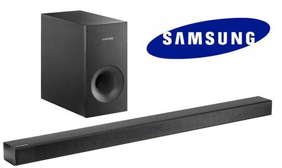Oferta barra de sonido Samsung HW-K360 barata