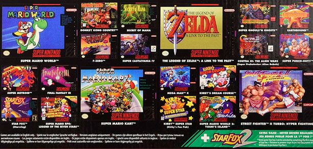 Oferta consola Super Nes Nintendo Classic Mini barata