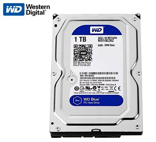 Oferta disco duro WD Blue 1TB barato amazon