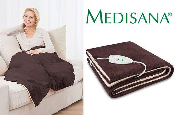 Oferta manta eléctrica Medisana HDW barata amazon