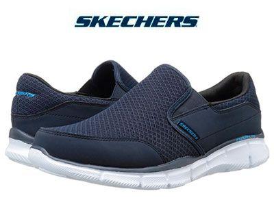 Oferta zapatillas Skechers Equalizer Persistent azules baratas