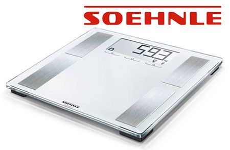 Oferta báscula de análisis corporal Soehnle Shape Sense Connect 100 barata