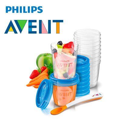 Oferta juego de recipientes Philips Avent baratos