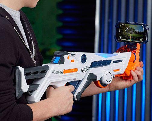 Oferta lanzador Nerf Laser Ops Pro Deltaburst