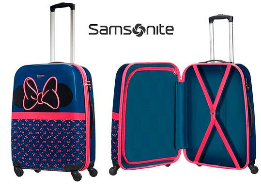 Oferta maleta Samsonite Disney Ultimate barata