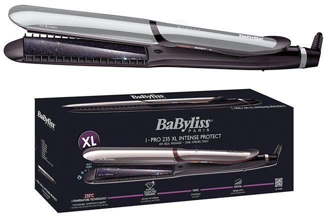 Oferta plancha de pelo BaByliss IPro 235 XL barata