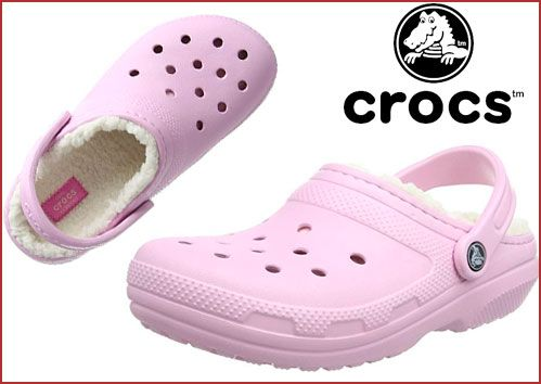 Oferta Crocs Classic con forro de vellón