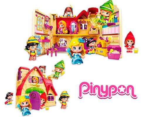 Oferta Pinypon casa de los cuentos barata