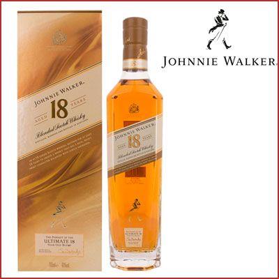 Oferta Whisky Escocés Johnnie Walker 18 años