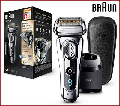 Oferta afeitadora Braun Series 9 9297 cc barata