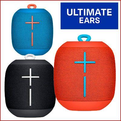 Oferta altavoces Ultimate Ears Wonderboom