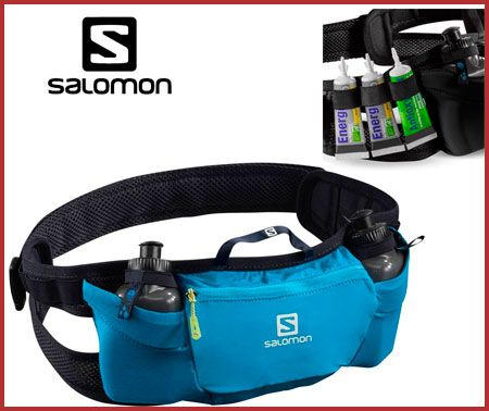 Oferta riñonera de hidratación Salomon Energy barata