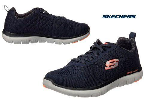 Oferta zapatillas Skechers Flex Advantage 2.0 baratas