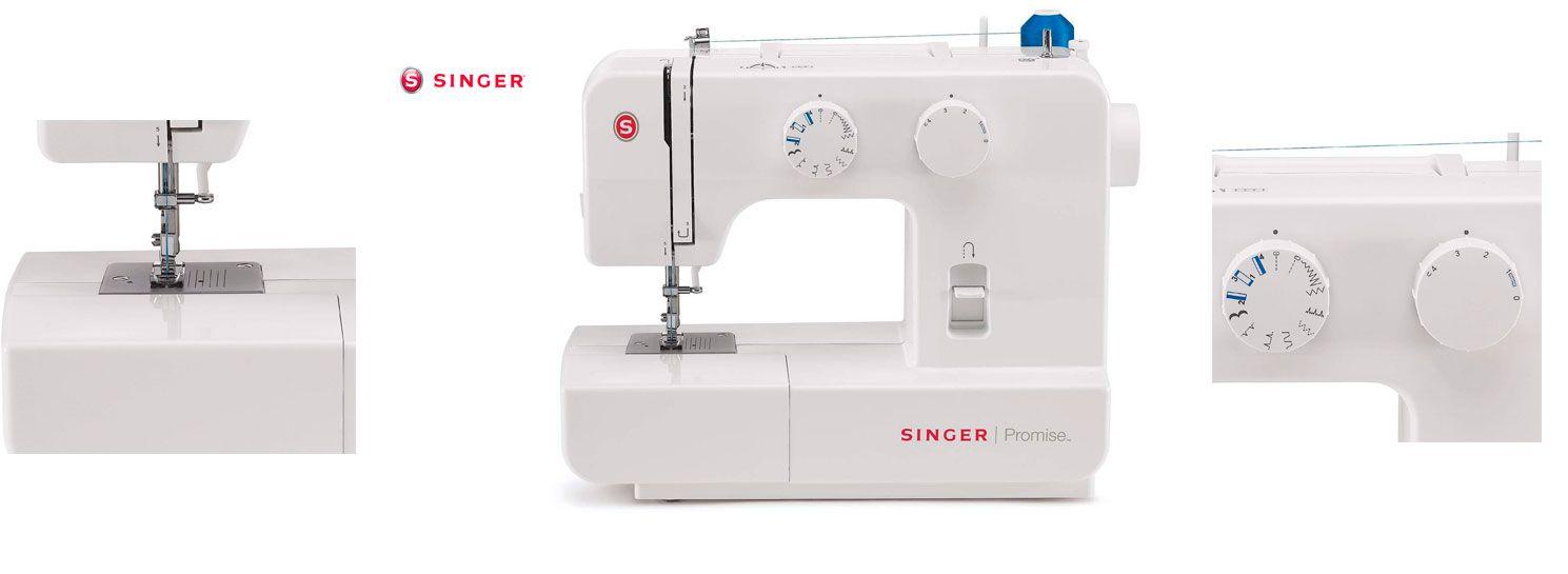Oferta máquina de coser Singer Promise 1409 por 79,99 euros ...
