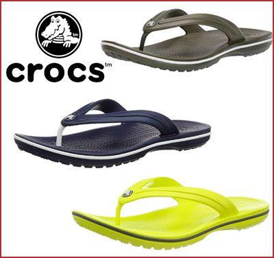 Oferta sandalias Crocs Crocband Flip unisex baratas