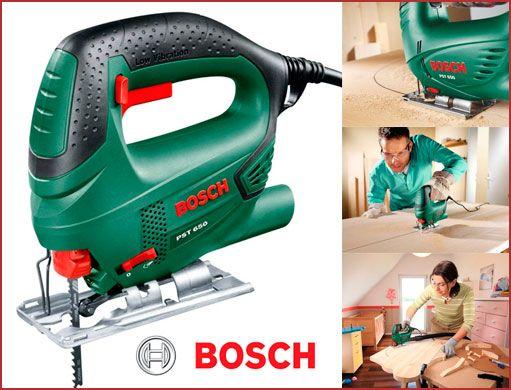 Oferta sierra de calar sierra de calar Bosch PST 650 barata